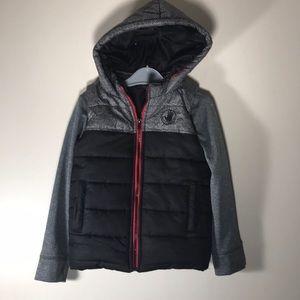 Body Glove kids puffer vest jacket boys 6 Small